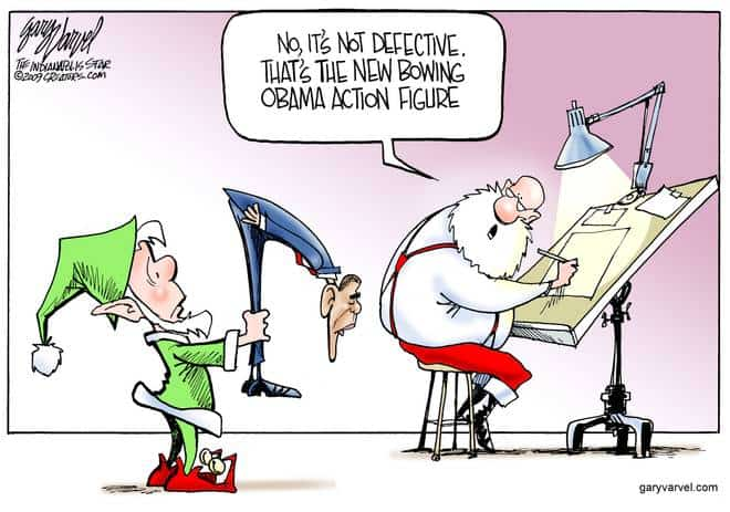 Editorial Cartoons by Gary Varvel - gv20091118cd - 18 November 2009
