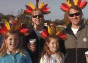 Folsom Turkey Trot family