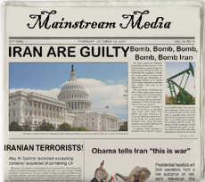 Iran and the Mainstream Media