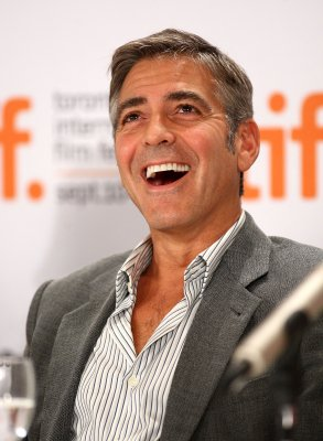 George Clooney, in Up in the Air
