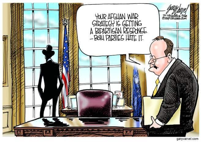 Editorial Cartoons by Gary Varvel - gv20091203cd - 03 December 2009