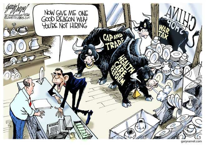 Editorial Cartoons by Gary Varvel - gv20091204cd - 04 December 2009