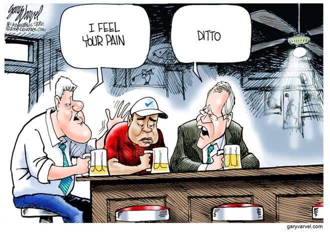 Editorial Cartoons by Gary Varvel - gv20091207cd - 07 December 2009