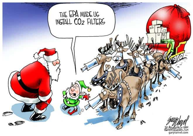 Editorial Cartoons by Gary Varvel - gv20091209cd - 09 December 2009