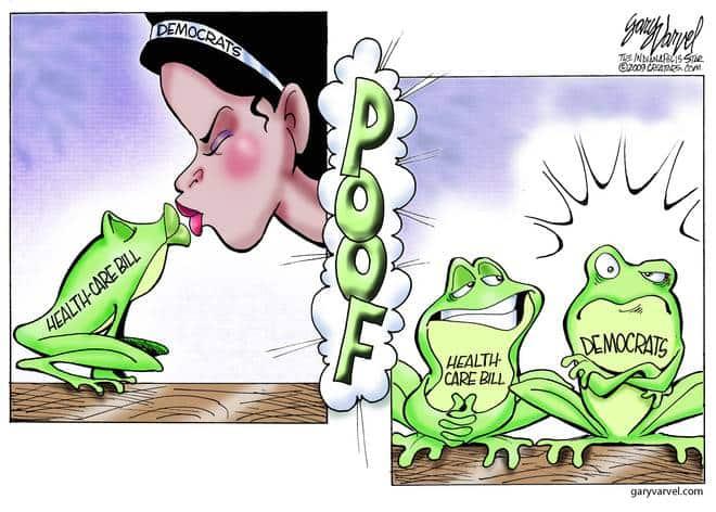 Editorial Cartoons by Gary Varvel - gv20091210cd - 10 December 2009