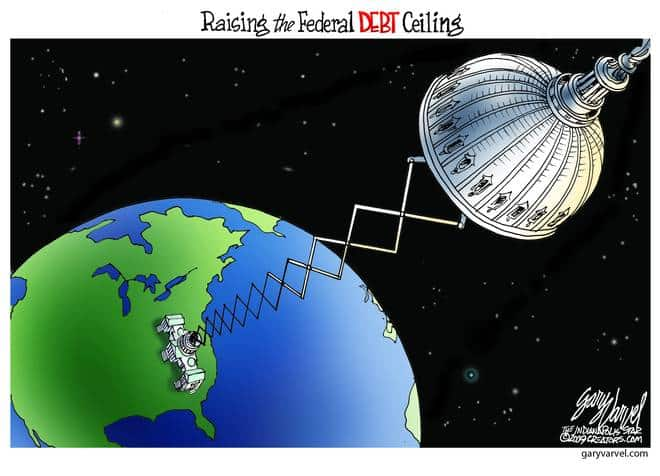 Editorial Cartoons by Gary Varvel - gv20091211cd - 11 December 2009