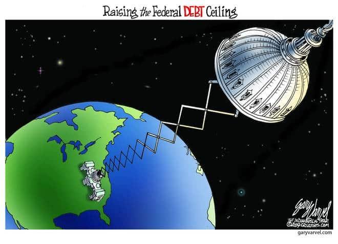 Editorial Cartoons by Gary Varvel - gv20091211cd - 11 December 2009
