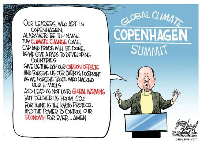 Editorial Cartoons by Gary Varvel - gv20091214cd - 14 December 2009
