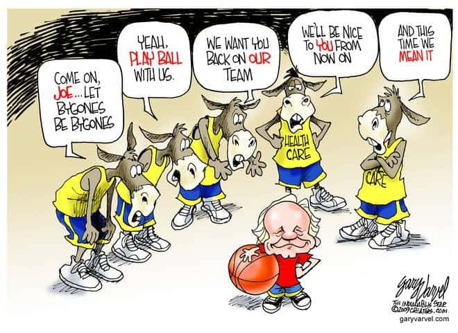 Editorial Cartoons by Gary Varvel - gv20091216cd - 16 December 2009