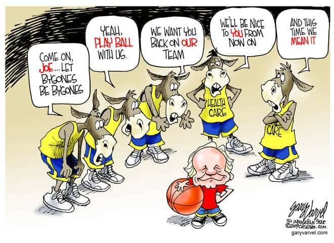 Editorial Cartoons by Gary Varvel - gv20091216cd - 16 December 2009