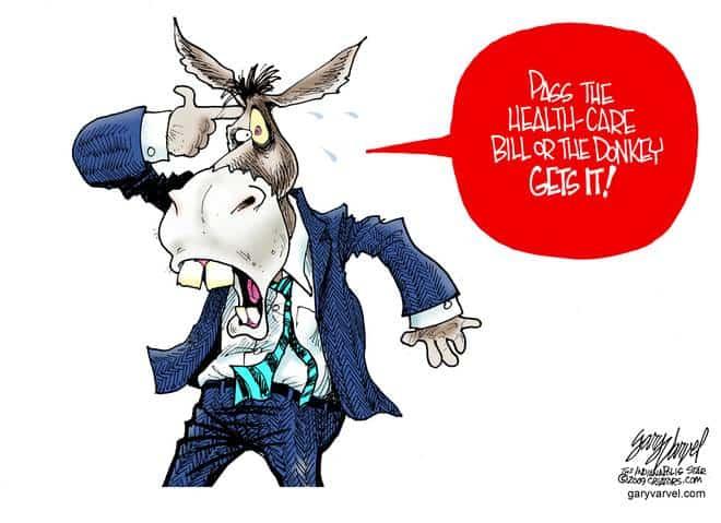 Editorial Cartoons by Gary Varvel - gv20091217cd - 17 December 2009