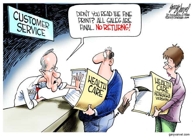 Editorial Cartoons by Gary Varvel - gv20091224cd - 24 December 2009