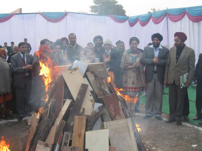 Lohri at Ivy H 1