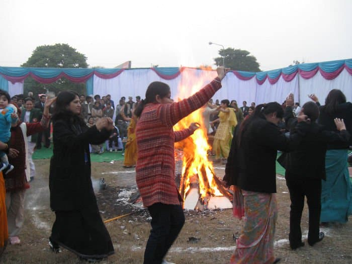 Lohri at Ivy H 2