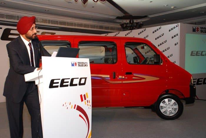 Maruti EECO Launch 2