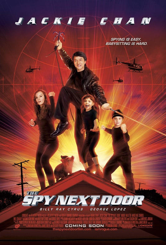 The Spy Next Door Movie