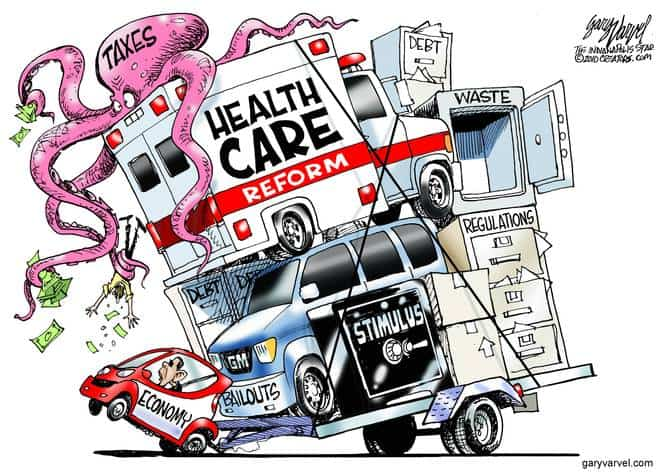 Editorial Cartoons by Gary Varvel - gv20100117cd - 17 January 2010