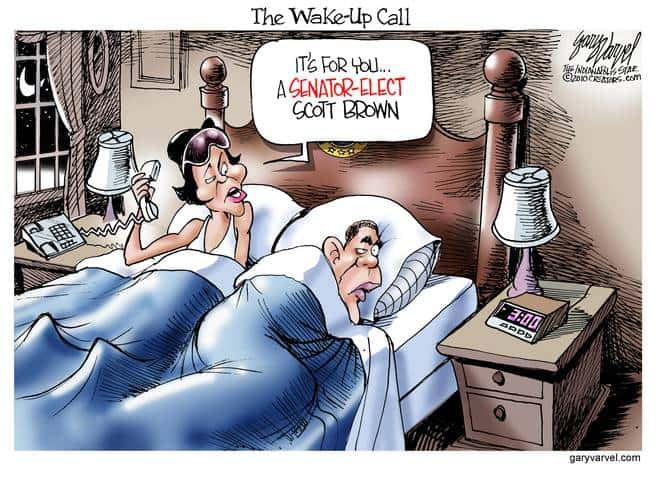 Editorial Cartoons by Gary Varvel - gv20100121cd - 21 January 2010