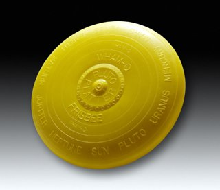 Pluto Platter, the Frisbee