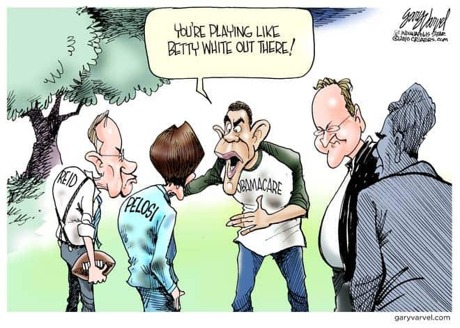 Editorial Cartoons by Gary Varvel - gv20100209cd - 09 February 2010