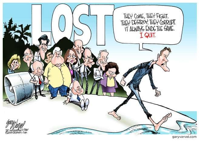 Editorial Cartoons by Gary Varvel - gv20100217cd - 17 February 2010