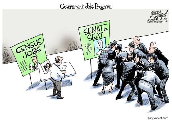 Editorial Cartoons by Gary Varvel - gv20100218cd - 18 February 2010