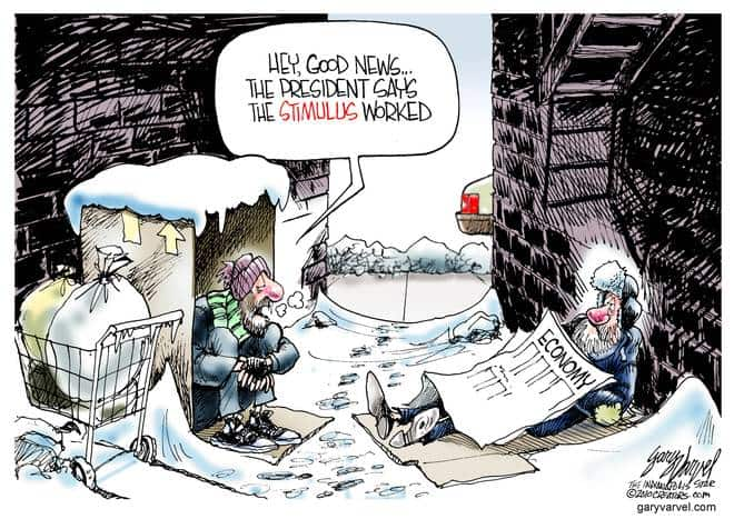 Editorial Cartoons by Gary Varvel - gv20100219cd - 19 February 2010