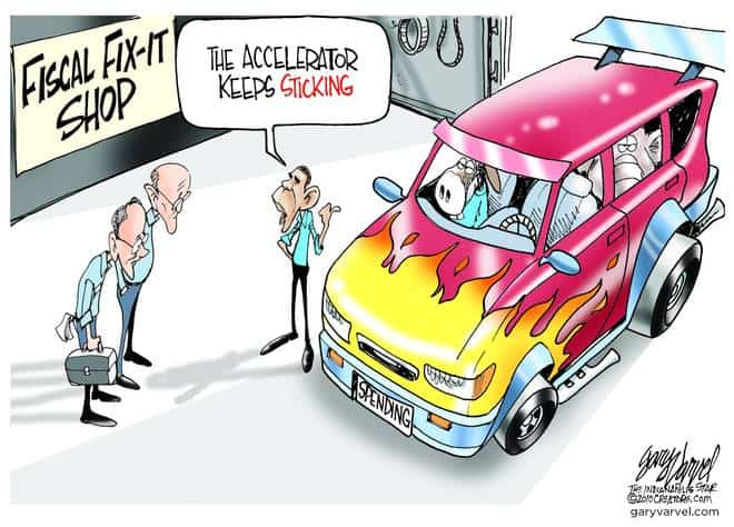 Editorial Cartoons by Gary Varvel - gv20100221cd - 21 February 2010