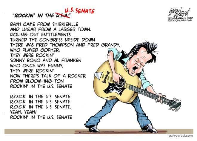 Editorial Cartoons by Gary Varvel - gv20100222cd - 22 February 2010