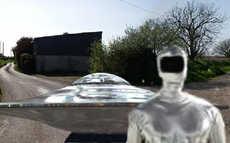 Ripperston Farm UFO Sightings