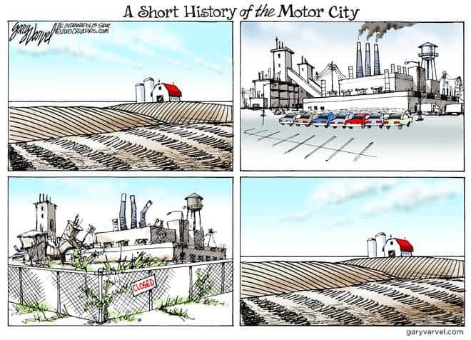 Editorial Cartoons by Gary Varvel - gv20100310cd - 10 March 2010