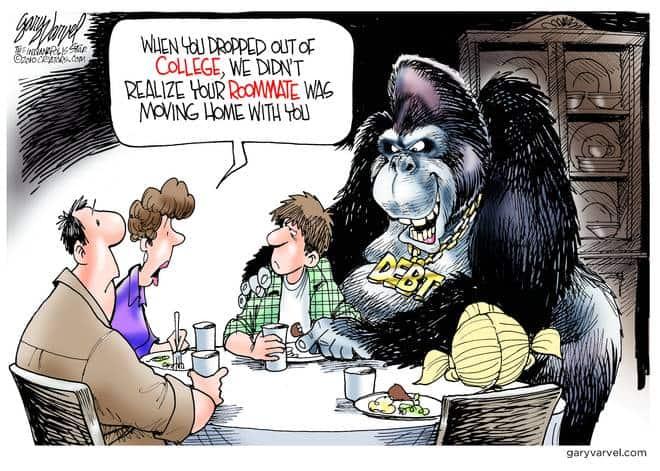Editorial Cartoons by Gary Varvel - gv20100312cd - 12 March 2010