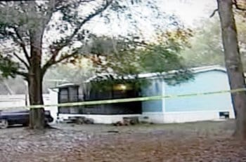 Ron Cummings trailer home