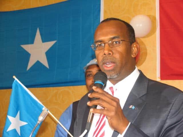 Somali Ambassa