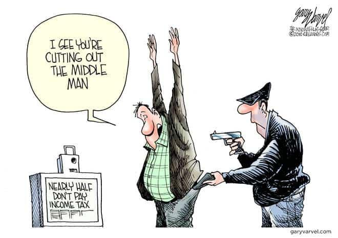 Editorial Cartoons by Gary Varvel - gv20100411cd - 11 April 2010
