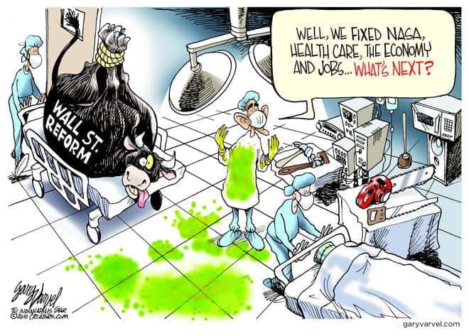 Editorial Cartoons by Gary Varvel - gv20100421cd - 21 April 2010