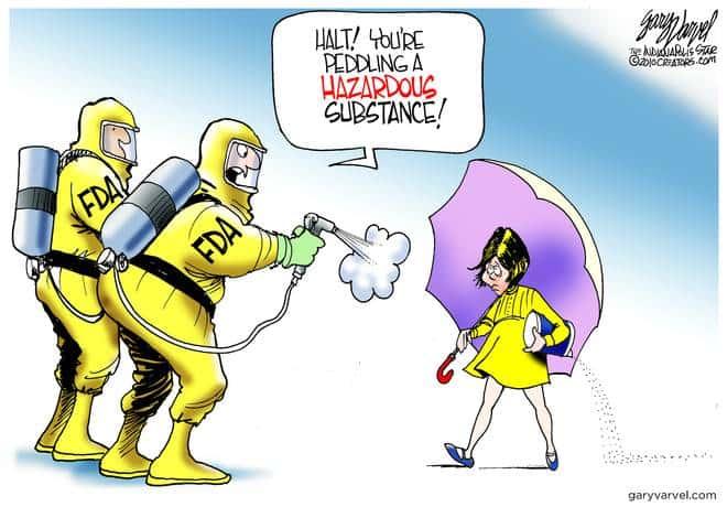 Editorial Cartoons by Gary Varvel - gv20100422cd - 22 April 2010