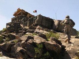 mountain outpost