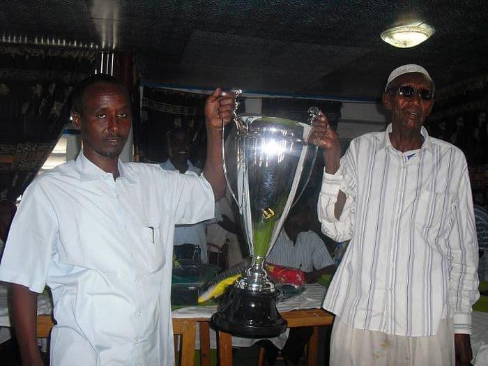 Gaheyr FC coach
