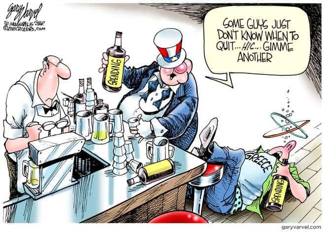 Editorial Cartoons by Gary Varvel - gv20100516cd - 16 May 2010