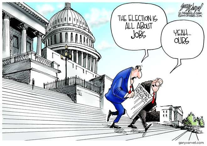 Editorial Cartoons by Gary Varvel - gv20100520cd - 20 May 2010