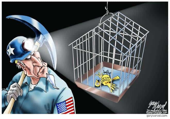 Editorial Cartoons by Gary Varvel - gv20100524cd - 24 May 2010