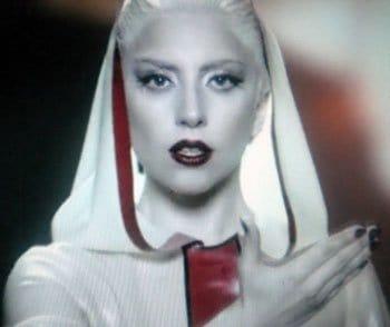 Lady Gaga Alejandro iii