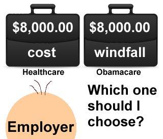 obamacare windfall