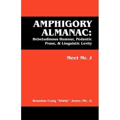 Amphigory Almanac Cover