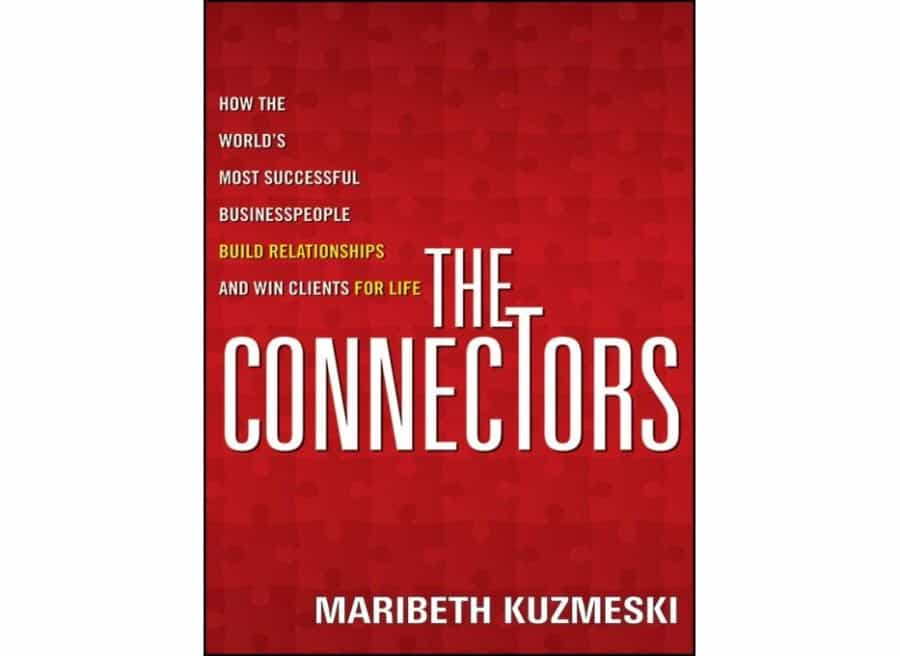 The Connectors book cover.