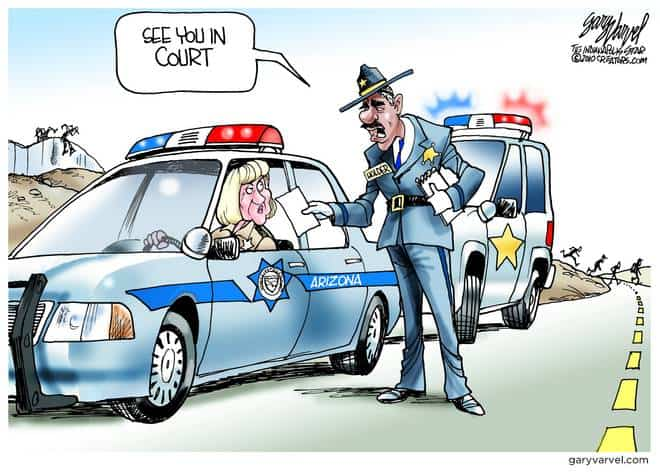 Editorial Cartoons by Gary Varvel - gv2010070810cd - 08 July 2010