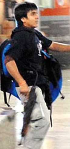 Ajmal Qasab, A pakistan traind terroristr of 2611, Mumbai attack