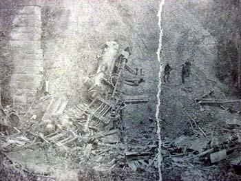Bostian Bridge Train Wreck