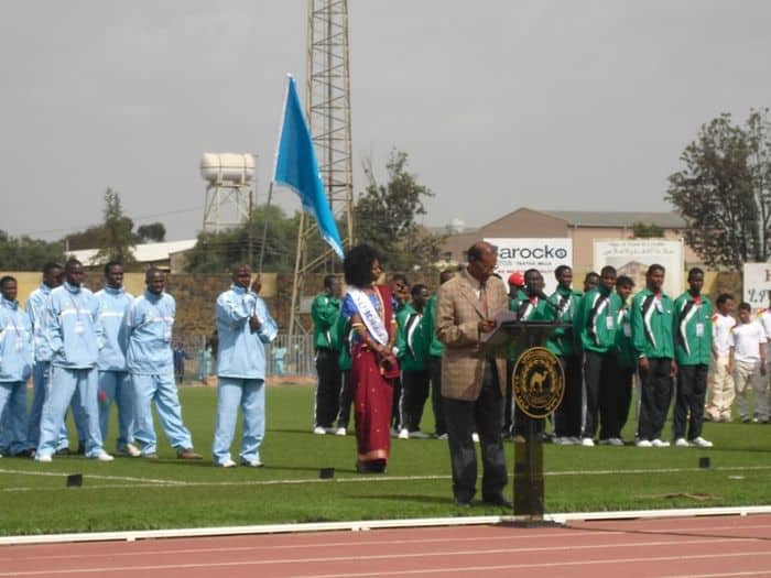 Eritrean football boss Tesfaye
